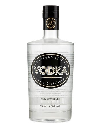 Okanagan Spirits - Essential Collection Vodka
