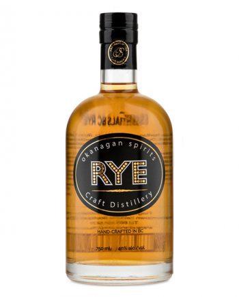 Okanagan Spirits Rye Whisky