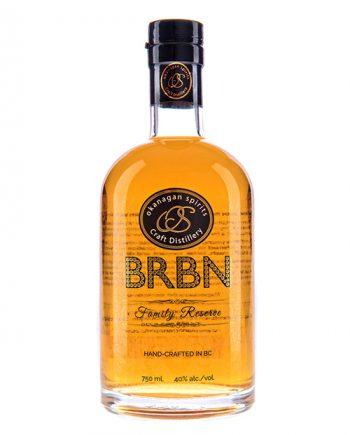 Okanagan Spirits Bourbon Corn Whiskey