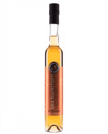 Okanagan Spirits Sea Buckthorn Liqueur