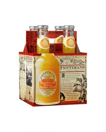Okanagan Spirits - Fentimans - Orange Jigger