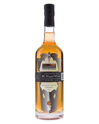 Okanagan Spritis Hopped Whisky