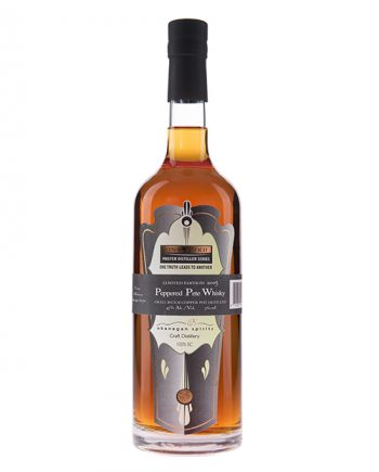 Okanagan Spirits Peppered Pete Whisky