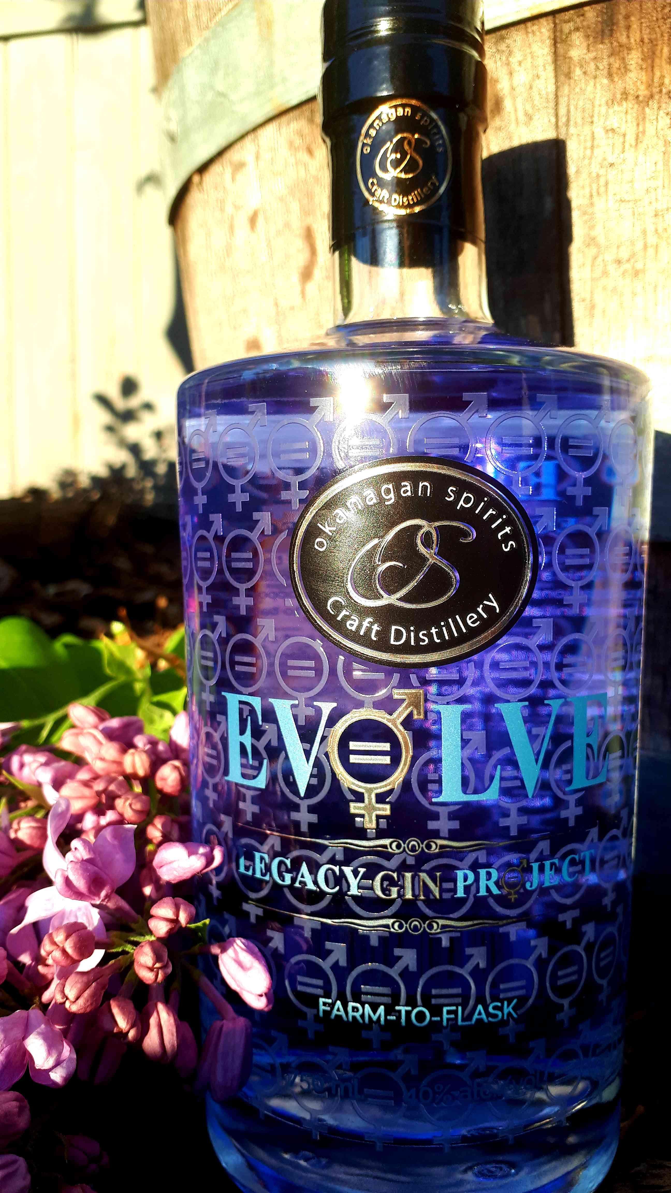 Evolve Gin